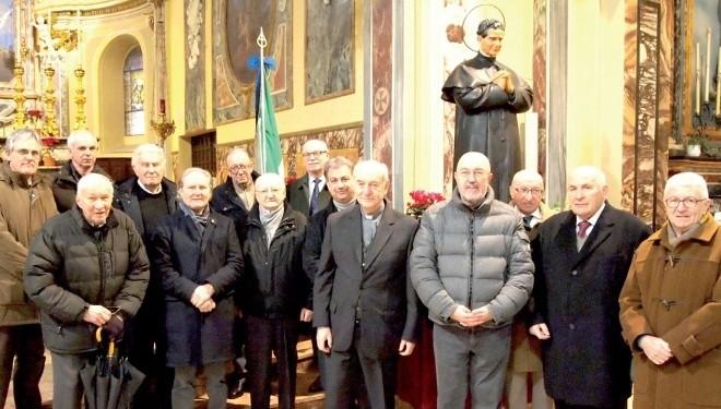 SALUGGIA: Gli ex-allievi riuniti per la festa di Don Bosco