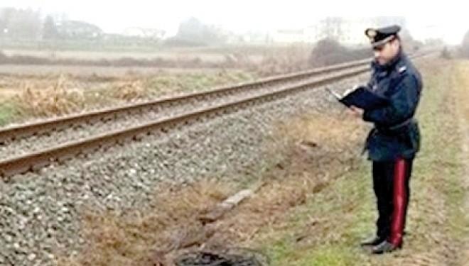 VERCELLI: Lungo la linea per Casale rubavano cavi di rame dalla ferrovia