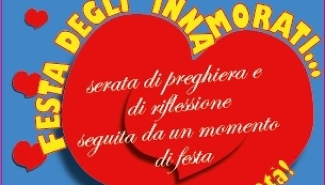 Sabato 15 febbraio – Vercelli: Festa degli innamorati… di ogni età