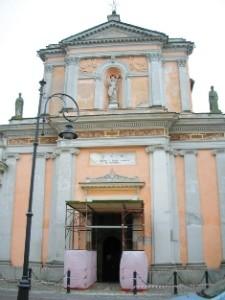 parrocchia Tronzano