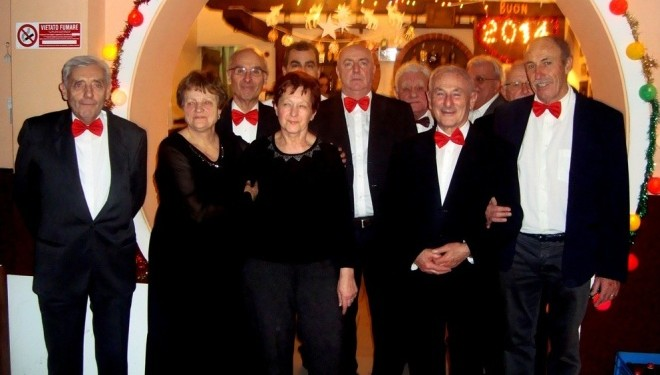 CIGLIANO: Gastronomia e danze nel salone Soms