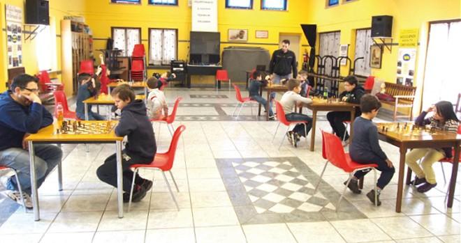 """""""Coppa Astratta"""" di scacchi Saluggia"""
