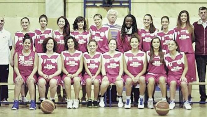BASKET CSI: La squadra femminile dell'Adbt Livorno Ferraris batte nettamente il Victoria Torino