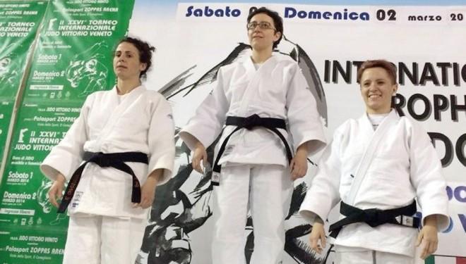 "JUDO – Trino: Bertone vince il Trofeo ""Vittorio Veneto"""