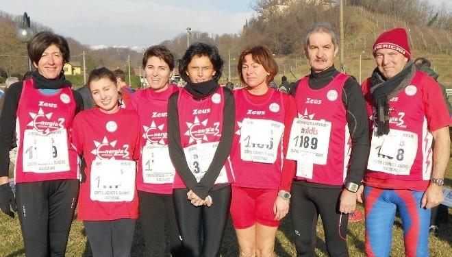 """PODISMO – I Diavoli Rossi sono stati protagonisti della """"Camminata non competitiva"""" presso Ronchi di Cigliano"""