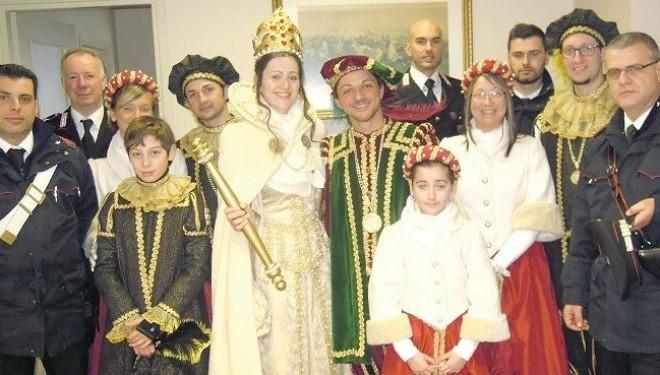 CRESCENTINO: La settimana del Carnevale storico, con le foto