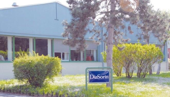 SALUGGIA: Diasorin, con l'utile 2013 un dividendo di 30 milioni
