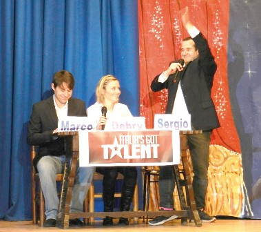 I giudici dell'Italia got's talent