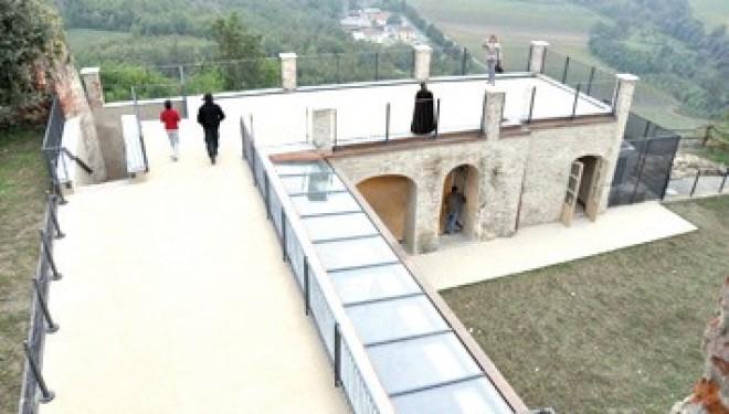 VERRUA SAVOIA: Ad aprile si inaugura la Fortezza