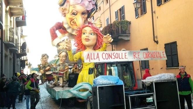 MONCRIVELLO: I tre giorni del Carnevale