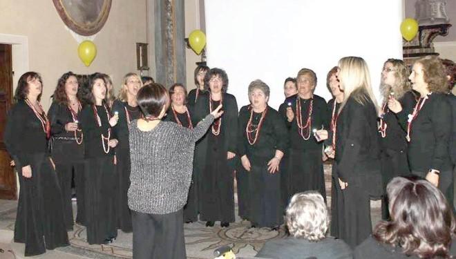 BORGO D'ALE: Arte in rosa: cori femminili in San Francesco