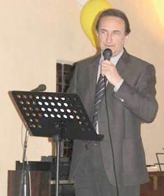 Il sindaco Mario Enrico