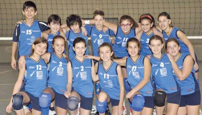 VOLLEY – Uisp: Tutto pronto per la seconda fase