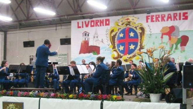 LIVORNO FERRARIS: Il Carnevale livornese è tra musica e fagioli
