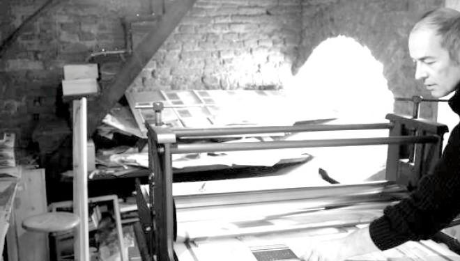"""Sabato 1 marzo – Vercelli: """"Officina grafica"""" al Borgogna. Due laboratori con Gianinetti"""