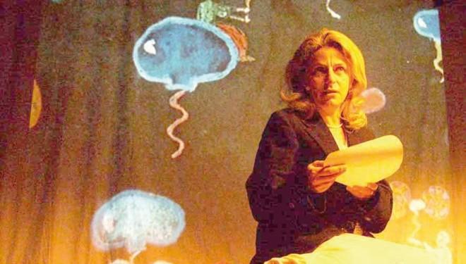 Domenica 9 marzo – Vercelli: Dedicato ad Alda Merini: Lucilla Giagnoni al Civico