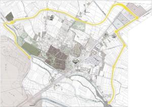 Progetto preliminare Circonvallazione Saluggia