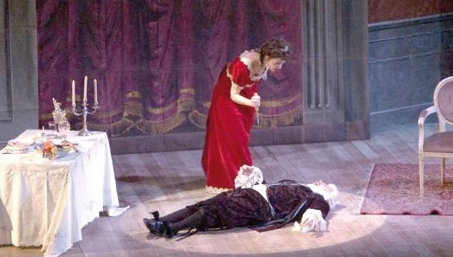 """""""Tosca"""" ed """"Educazione siberiana"""" al Teatro Municipale di Casale"""