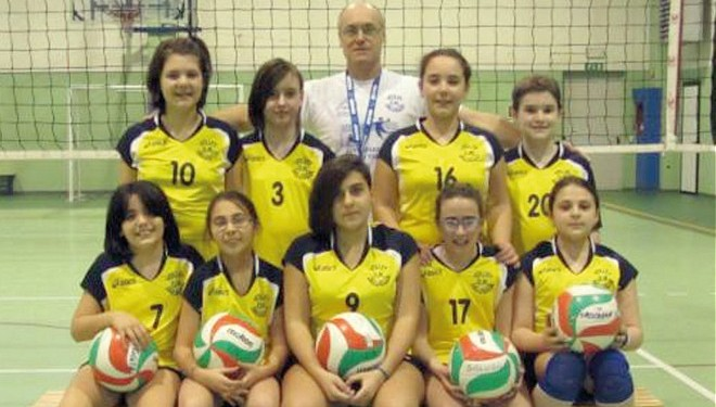 VOLLEY – Uisp: Il Gs Saluggia sale in vetta
