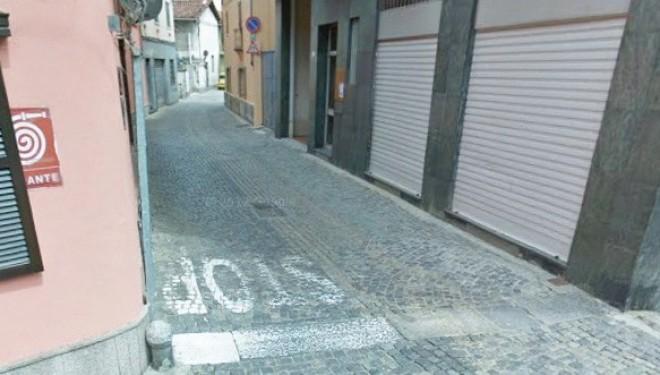 SALUGGIA: Riqualificazione delle strade del centro storico