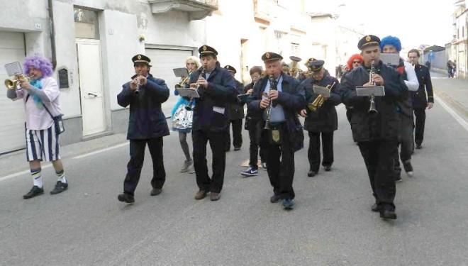 TRINO: L'ultima sfilata di Carnevale del 9 marzo – le foto