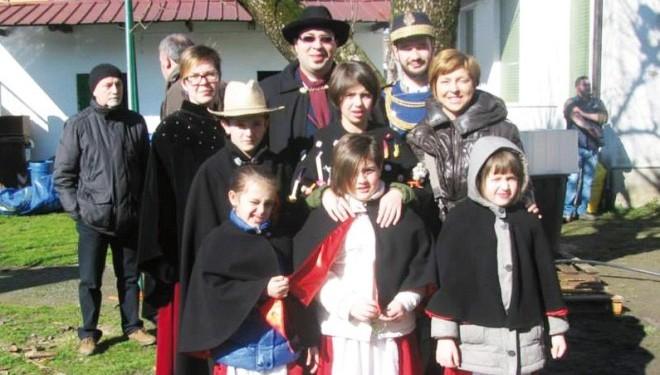 LIVORNO FERRARIS: Domenica la sfilata carnevalesca, al termine: gran falò del Babacio