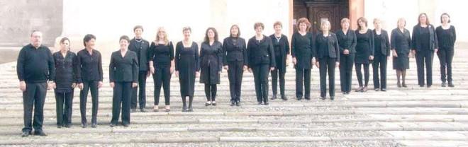 coro La piana di Verbania