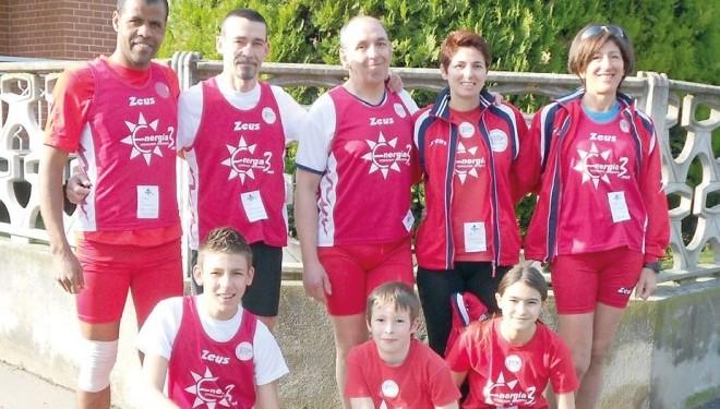 PODISMO – Cigliano: I Diavoli Rossi si sono messi in luce a Trana