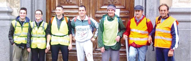 marciatori di Sant'Eusebio