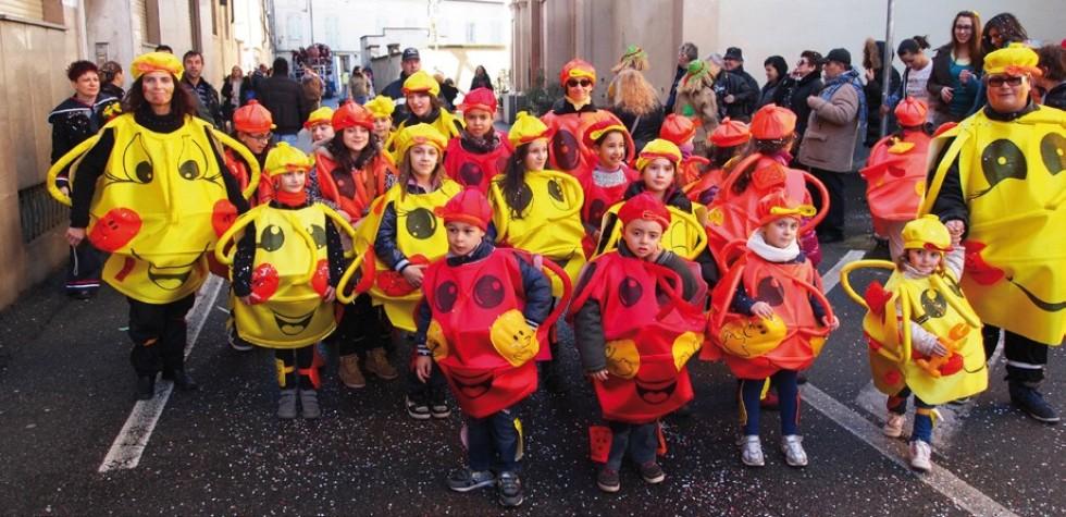 Carnevale – Domenica 2 marzo: al mattino a Saluggia, al pomeriggio a Sant'Antonino