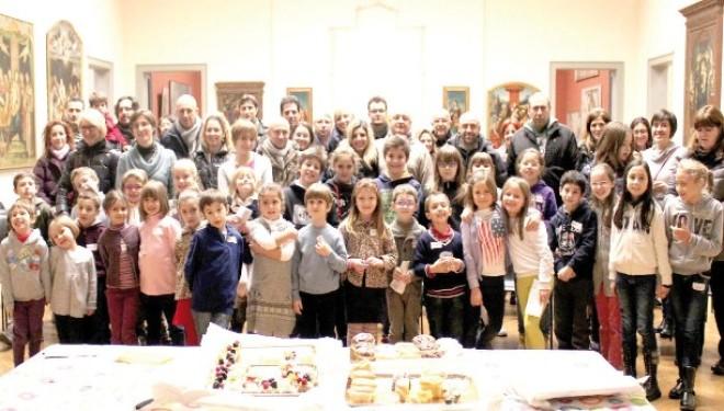 """Domenica 23 marzo – Vercelli: """"Gli ingredienti dei capolavori"""", laboratorio al Museo Borgogna"""