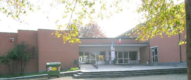 scuola media di Crescentino