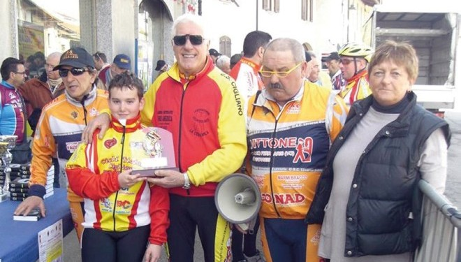 CICLOTURISMO – Livorno Ferraris: Il classico Trofeo Nuova Garden Briko non tradisce le attese