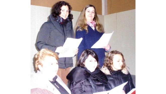 Domenica 9 marzo – Santhià: Voci di donne