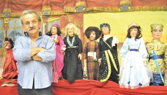 Mercoledì 9 aprile – Vercelli: Il gran teatro dei burattini Niemen