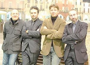Claudio Bianzino Quartet