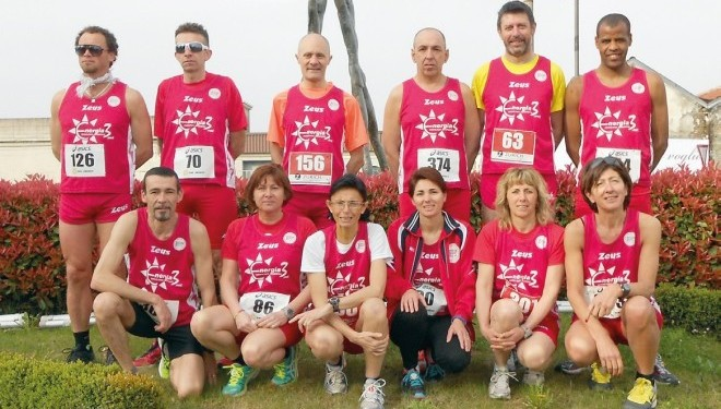 PODISMO – Cigliano: Esordio nella stagione su pista più che positivo per i Diavoli Rossi
