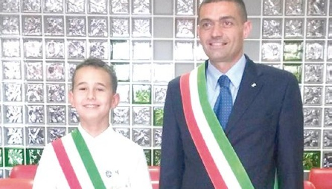 Consiglio comunale dei ragazzi: eletto sindaco Riccardo Franchin
