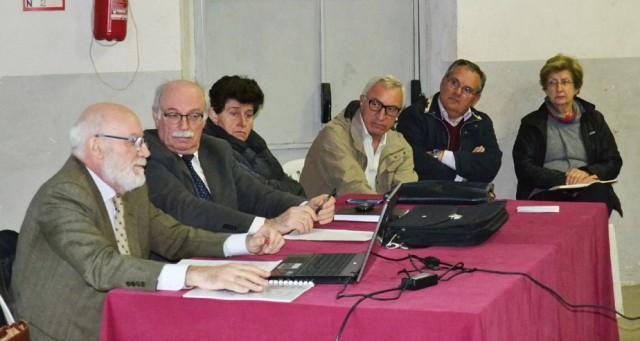 L'architetto Toselli a Sant'Antonino