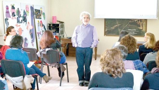VERRUA SAVOIA: Oltre quaranta partecipanti al laboratorio con Tognolini