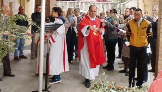 Le celebrazioni del Triduo e Pasqua nei paesi