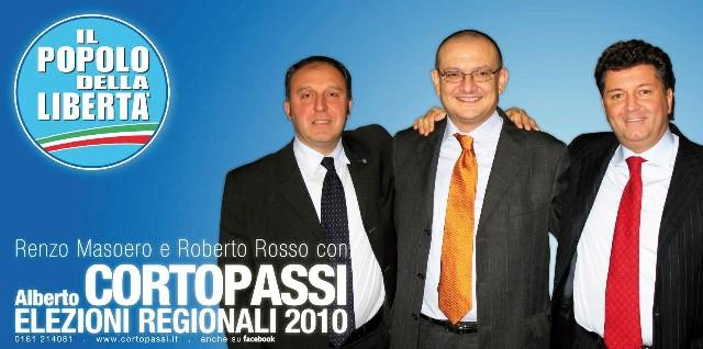 campagna eletorale di Cortopassi del 2010
