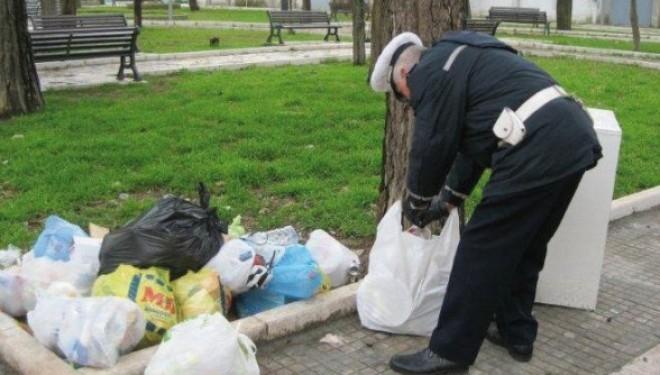 SANTHIÀ: Abbandono di rifiuti: ora fioccano le multe