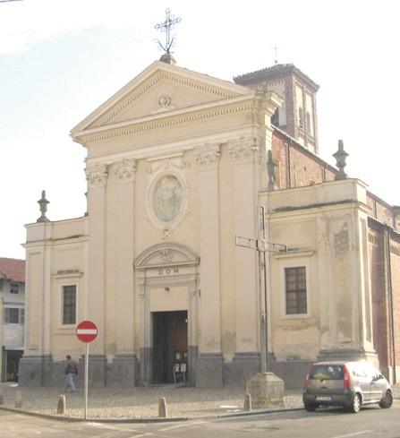 parrocchia bianzè