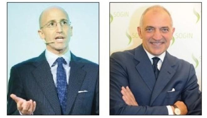 """SALUGGIA: I quattro dirigenti della Sogin """"sospesi"""" sono Alatri, Ferrazzano, Perrone e Bruni"""