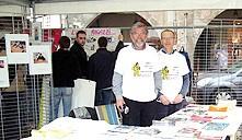 Amici della Via Francigena a Vercelli