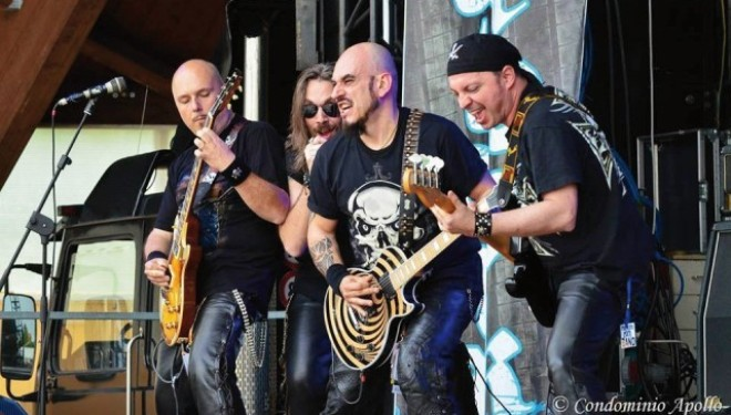 "SANTHIÀ: Grande successo del ""Wings of Bea Metalfest"""