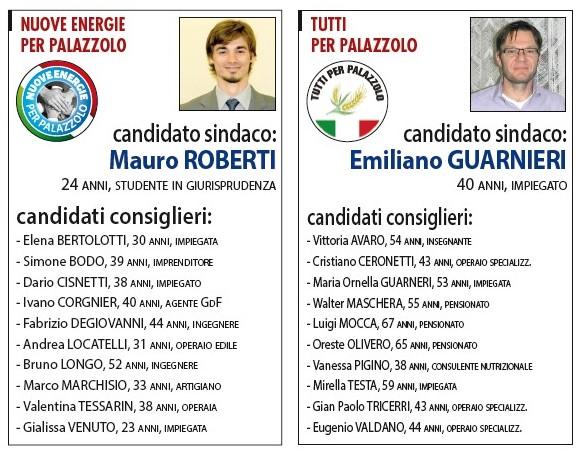 Comunali Palazzolo 2014