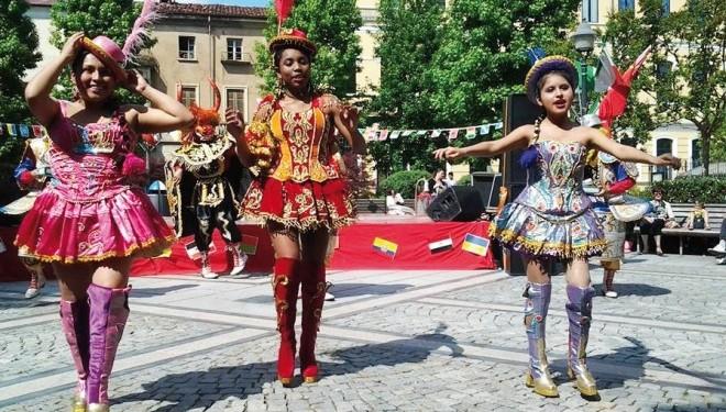 CIGLIANO: Grande partecipazione all'Incontro tra culture