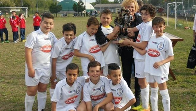 """PULCINI 2003 – L'LG Trino vince il torneo """"Ugo Ferrante"""""""